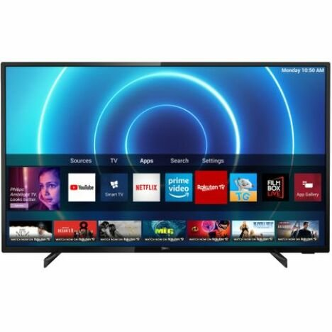 LED TV Smart PHILIPS 58PUS7505/12 4K UHD